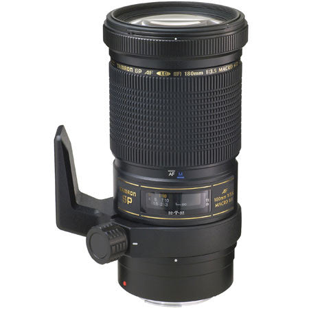 Tamron Sony SP 180mm F/3.5 Di LD (IF) 1:1 Macro w/ hood and case AFB01M700