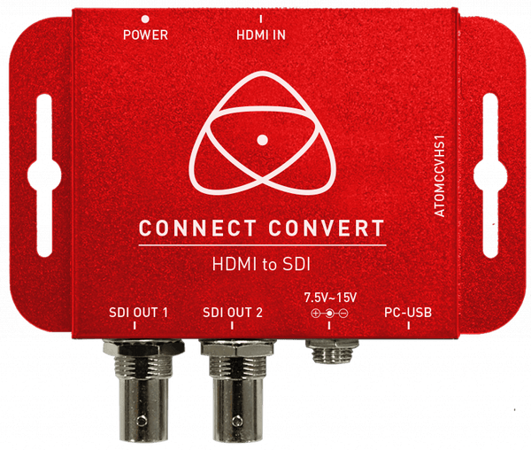 Atomos Connect Convert | HDMI to SDI
