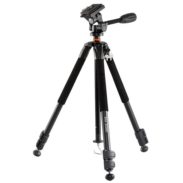 Vanguard Alta+ 233AO Aluminum Tripod with PH-31