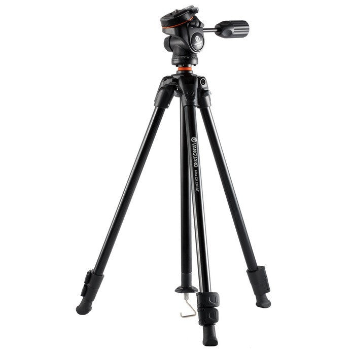 Vanguard Aluminum Tripod with PH-33 Alta CA 203AP