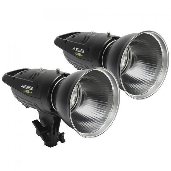 Asis 400 Lite 2-Head Monolight Kit