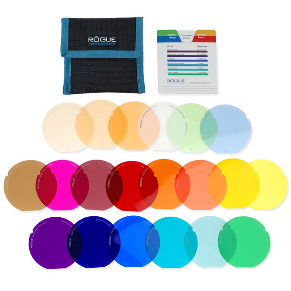 Rogue Grid Gels Filter Kit - Combo