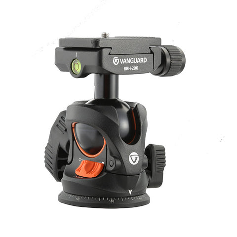Vanguard BBH-200 Magnesium Alloy Ball Head