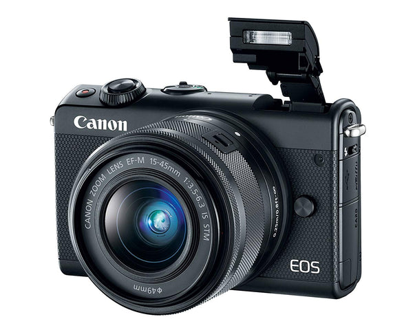 Canon EOS M100  Mirrorless EF-M 15-45mm IS STM Kit