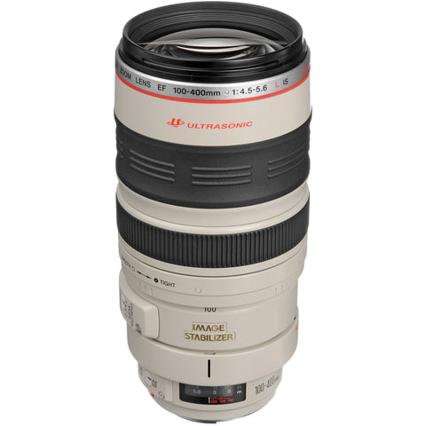 Used Canon EF 100-400mm f4.5-5.6 L IS USM