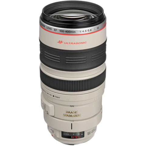 Canon EF 100-400mm f/4.5-5.6L IS USM - Photo-Video - Canon - Helix Camera