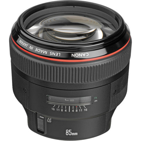 Canon EF 85mm f/1.2L II USM 1056B002 - Photo-Video - Canon - Helix Camera