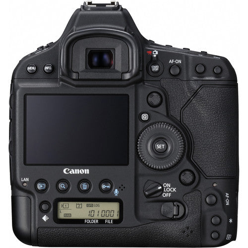 Canon EOS-1D X Mark II Body - Photo-Video - Canon - Helix Camera