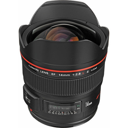 Canon EF 14mm f/2.8L II USM - Photo-Video - Canon - Helix Camera