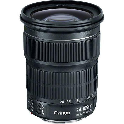 Canon EF 24-105mm f/3.5-5.6 IS STM - Photo-Video - Canon - Helix Camera