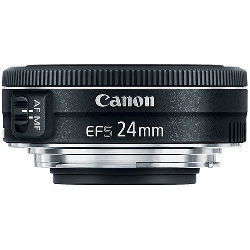 Canon EF-S 24mm f/2.8 STM - Photo-Video - Canon - Helix Camera