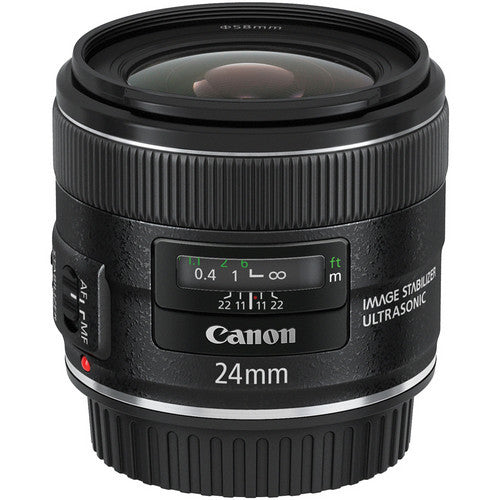 Canon EF 24mm f/2.8 IS USM - Photo-Video - Canon - Helix Camera