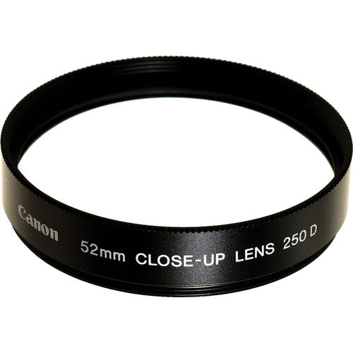 Canon 52mm Close-Up Lens 250D