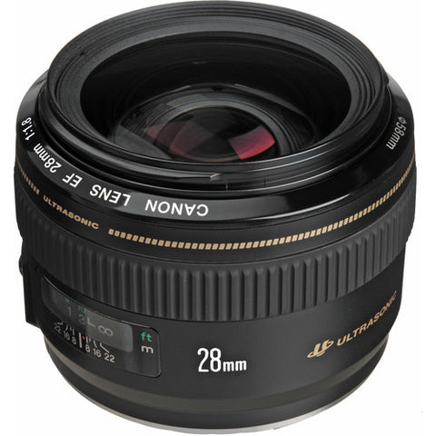 Used Canon EF 28mm f/1.8 USM