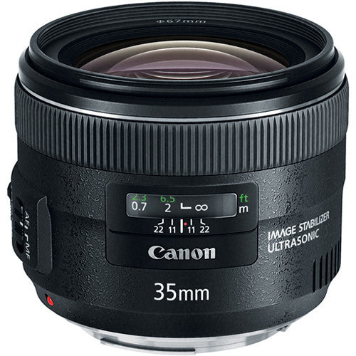 Canon EF 35mm f/2 IS USM - Photo-Video - Canon - Helix Camera