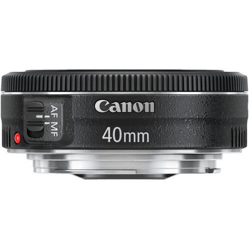 Canon EF 40mm f/2.8 STM - Photo-Video - Canon - Helix Camera