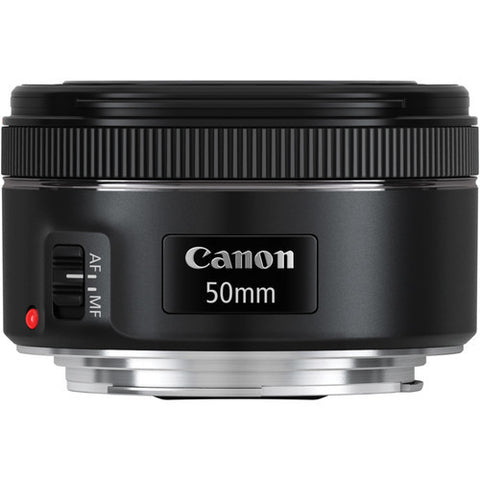 Canon EF 50mm f/1.8 STM - Photo-Video - Canon - Helix Camera