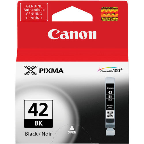 Canon CLI-42 BLACK Ink Cartridge (6384B002) - Print-Scan-Present - Canon - Helix Camera