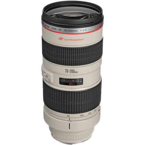 Canon EF 70-200mm f/2.8L USM - Photo-Video - Canon - Helix Camera