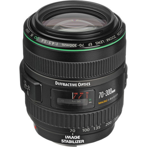 Canon EF 70-300mm f/4.5-5.6 DO IS USM - Photo-Video - Canon - Helix Camera