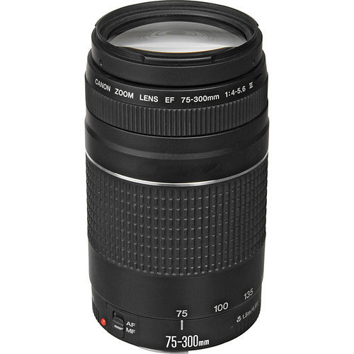 Canon EF 75-300mm f/4-5.6 III - Photo-Video - Canon - Helix Camera