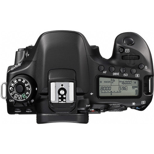 Canon EOS 80D Body Only - Photo-Video - Canon - Helix Camera