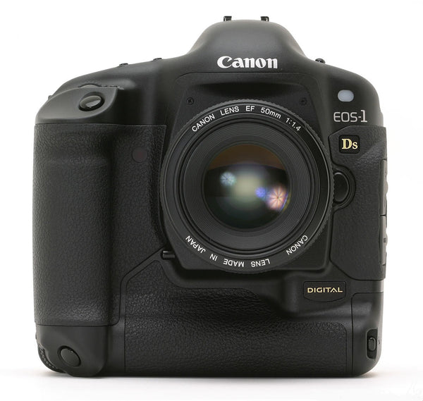 Used Canon EOS 1Ds Full-Frame DSLR Body Only