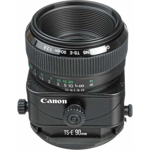 Canon TS-E 90mm f/2.8 Tilt-Shift - Photo-Video - Canon - Helix Camera