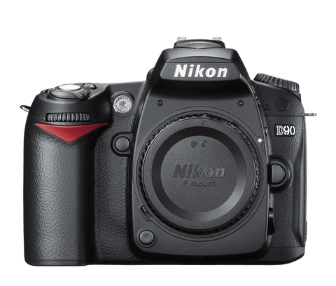 Used Nikon D90 DSLR Body