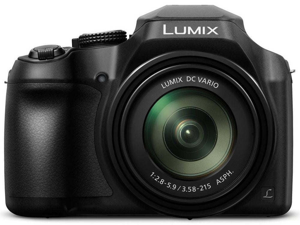 Panasonic Lumix DC-FZ80 Bridge Camera - Photo-Video - Panasonic - Helix Camera