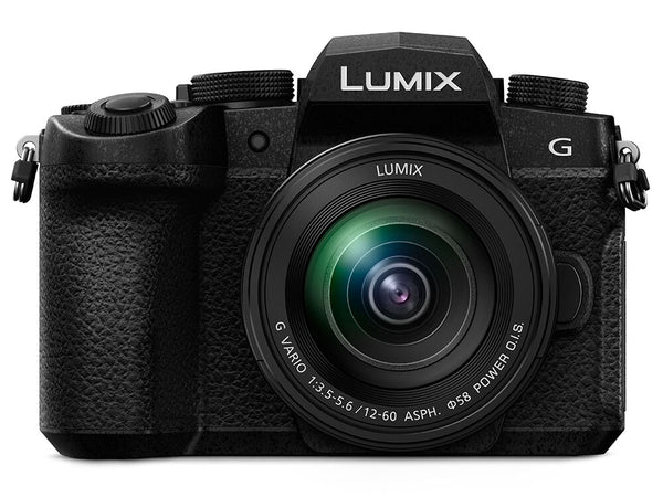Panasonic Lumix G95 Mirrorless Camera with 12-60mm f3.5-6.3