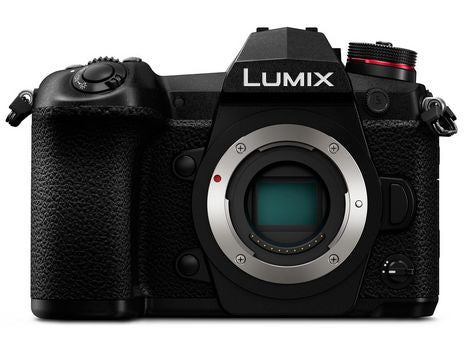 Panasonic Lumix G9 Mirrorless Camera with 12-60mm f2.8-4.0