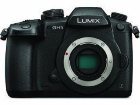Panasonic Mirrorless Camera Body GH5