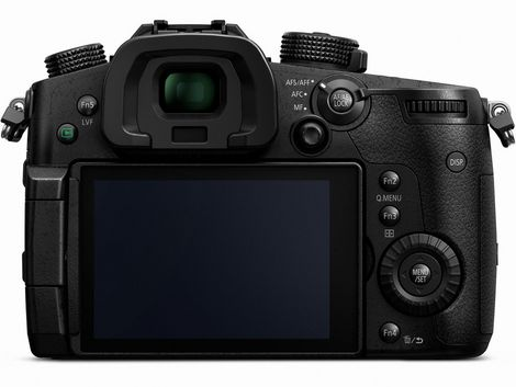 Panasonic Lumix GH5 Mirrorless Camera with 12-60mm f2.8-4 Lens