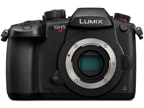 Panasonic Lumix GH5s Mirrorless Camera Body