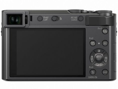 Panasonic Lumix ZS200 Digital Camera (Silver)
