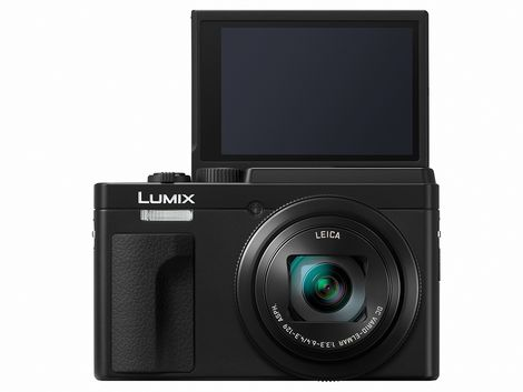 Panasonic Lumix ZS80 Digital Camera (Black)