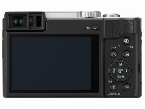 Panasonic Lumix ZS80 Digital Camera (Silver)