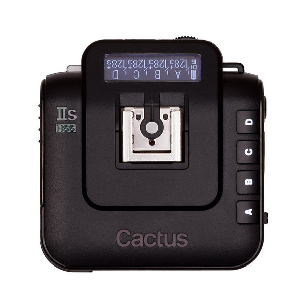 Cactus Wireless HHS Flash Transceiver V6 IIS - Sony