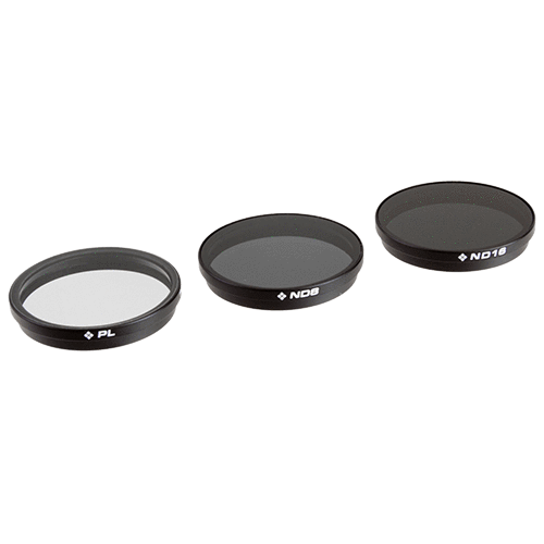 Polar Pro Standard Series 3-Pack Filter Set for DJI Inspire 1/Osmo