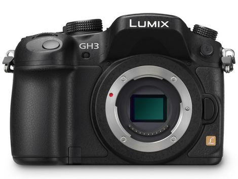 Used Panasonic Lumix DMC-GH3 Mirrorless Camera