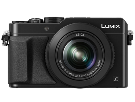 Panasonic Lumix LX100 Digital Camera (Black)