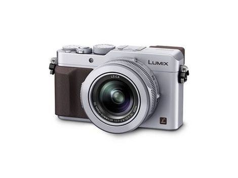 Panasonic Lumix LX100 Digital Camera (Silver)