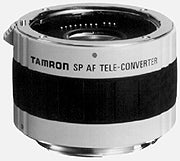 Tamron Canon SP 2X Pro Teleconverter AF20PC700 - Photo-Video - Tamron - Helix Camera