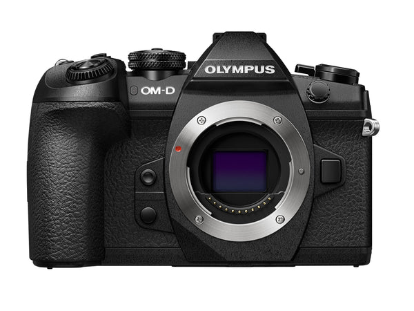 Olympus OM-D E-M1 Mark II Mirrorless Camera - Black