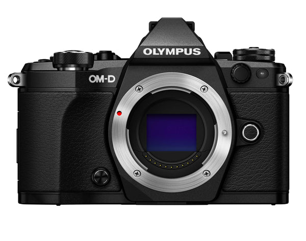 Olympus OM-D E-M5 Mark II Mirrorless Camera - Black