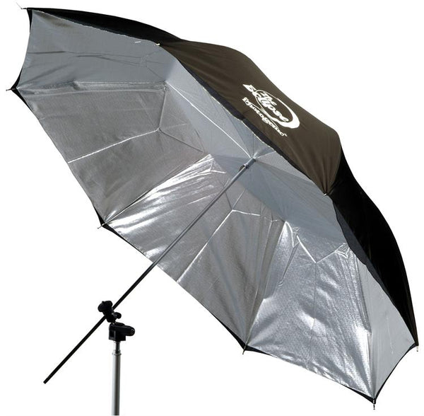"Photogenic Eclipse Umbrella - Silver Flat-Panel - 45"" (EC45S)"