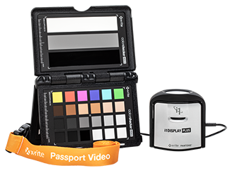 X-Rite i1 ColorChecker Filmmaker Kit - i1Display Pro Plus and ColorChecker Passport Video