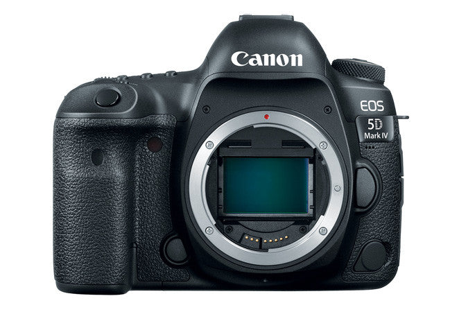 Canon EOS 5D Mark IV with EF 24-70mm f4 Lens - Photo-Video - Canon - Helix Camera