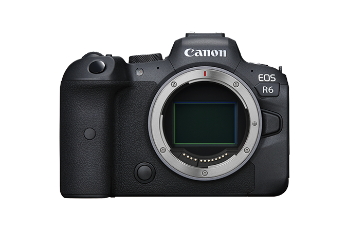 Canon EOS R6 Mirrorless Camera with 24-105mm f/4-7.1 Lens